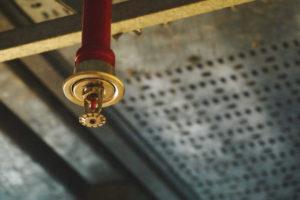 Ceiling Fire Sprinkler