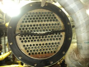 Heat Exchanger Header