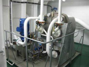 seawater evaporator