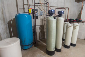 residental water softener package